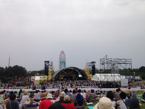 CIRCLE2014 福岡海の中道海浜公園に行ってきました~