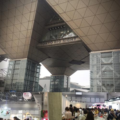 年に一度の美容大祭ビューティワールドジャパンにいってみた。