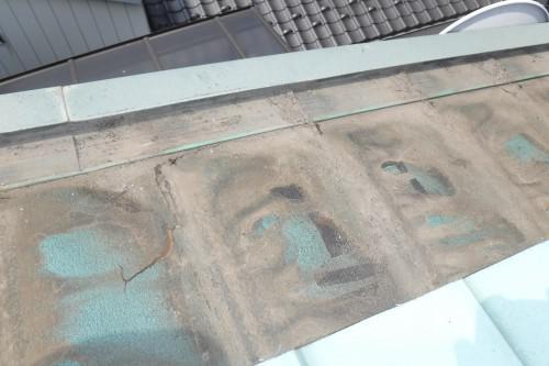 板橋区で屋根からの雨漏りの改善工事を実施しました!