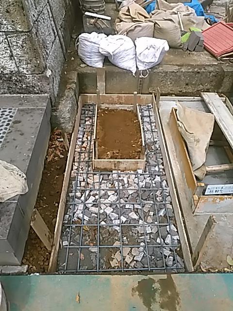 久保山新墓地I様