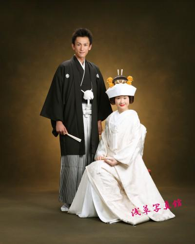 ザ・スタジオ!結婚写真は本格和装できちんと撮る!!