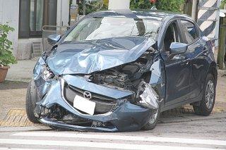 もし交通事故に遭ったら!