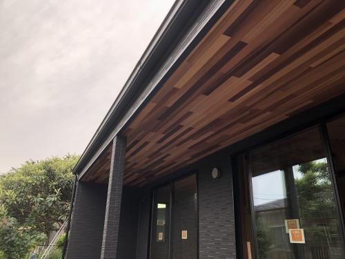 スタイリッシュな平屋が群馬県伊勢崎市で完成しました