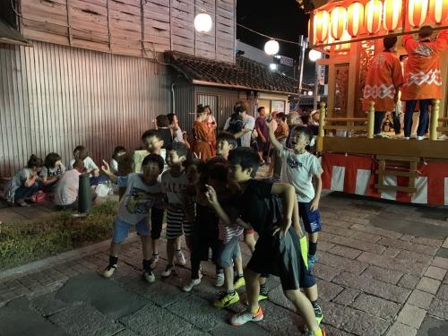 ポルターラ夏壬生合宿⑤