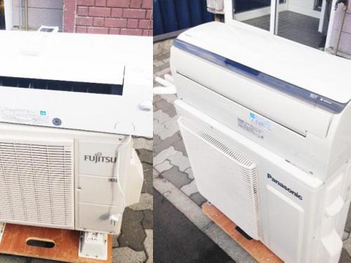 札幌市内のお客様よりエアコンを買取りさせて頂きました。