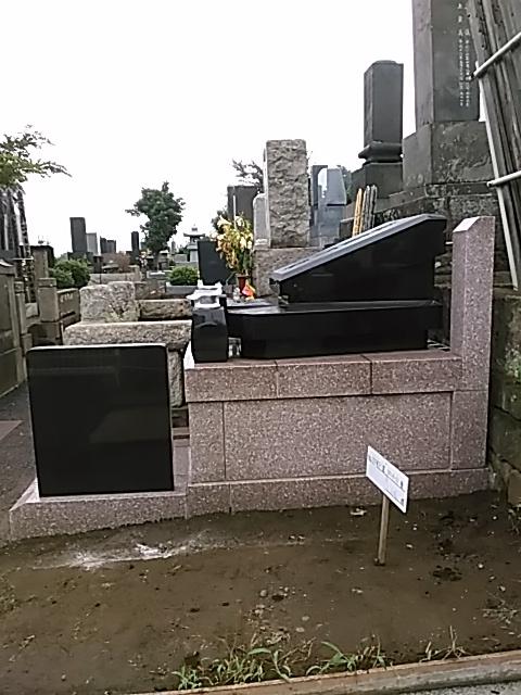 久保山新墓地K様