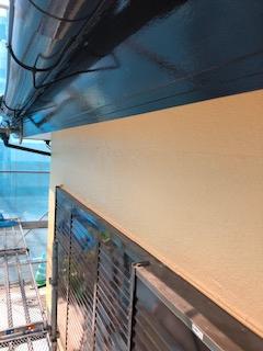 坂戸市で外壁塗装が完了致しました