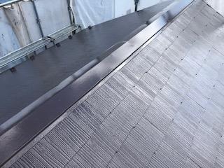鶴ヶ島市で屋根の塗装工事を施工しました