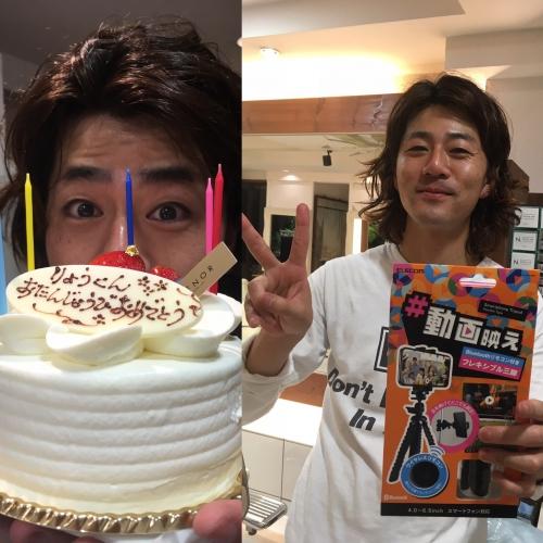 松村誕生日でした★