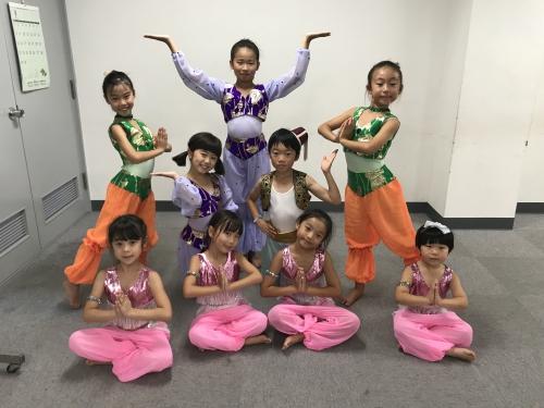 篠原地区センター合同文化祭出演