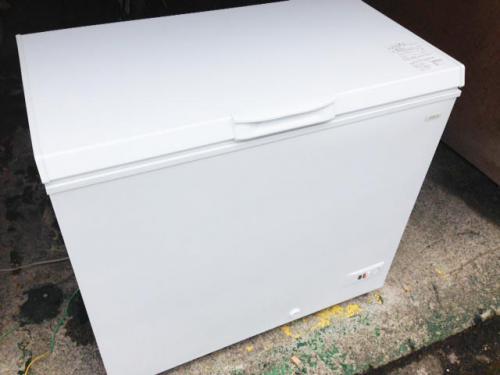 札幌市南区のお客様より冷凍庫を買わせて頂きました。