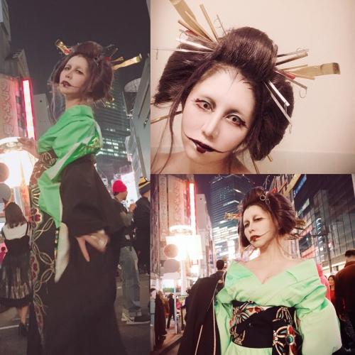 渋谷ハロウィン楽しんできましたっ!!