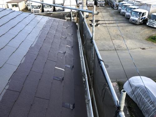 青葉区美しが丘西H様邸屋根・外壁塗り替え工事