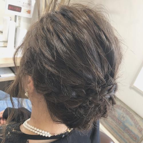 どんな髪質でもかわいいヘアセットを!調布 美容室 wish