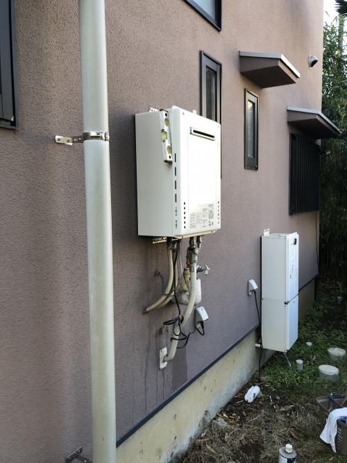 東京都荒川区町屋 湯沸かし器の交換終わりました