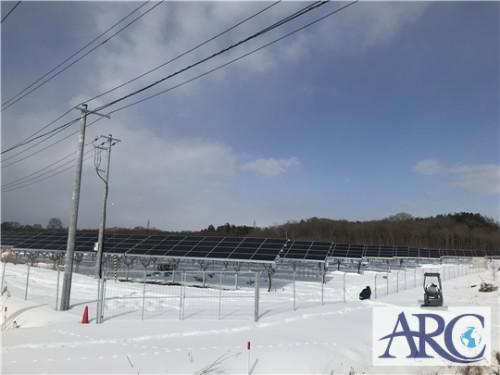 北海道で土地付き投資型産業用太陽光発電!(^^)!
