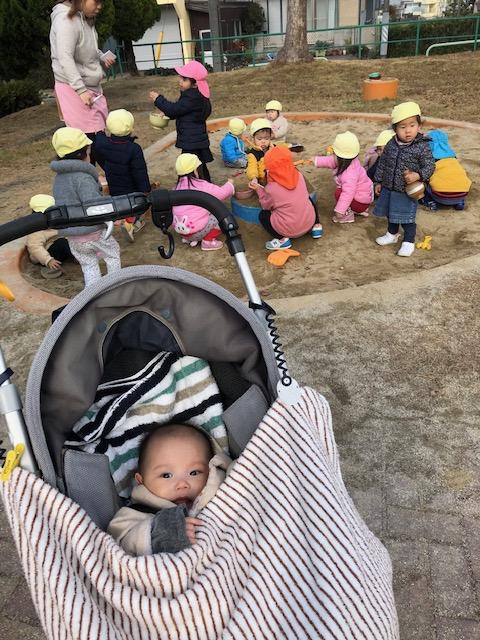 ⭐︎ファミリー託児所⭐︎公園の時間
