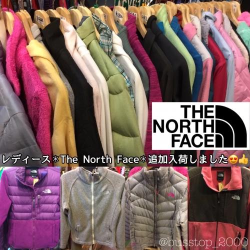 -The North Face-レディース追加入荷です!