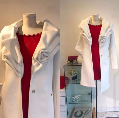 リナシメント ホワイトコート
