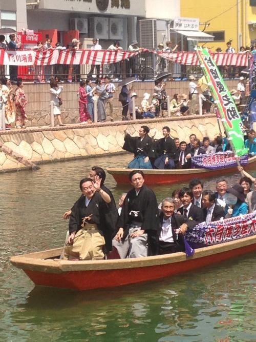 6月博多座大歌舞伎 ~船乗り込み~を見てきました。