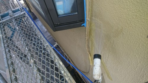 豊島区千川で雨漏り調査を実施しました!