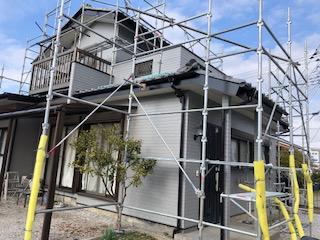 熊谷市で塗装工事完了前の点検をしてきました