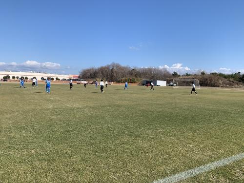 水戸市女子ジュニアユースサッカーチーム