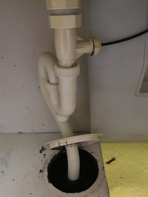 さいたま市にて水道修理実施。