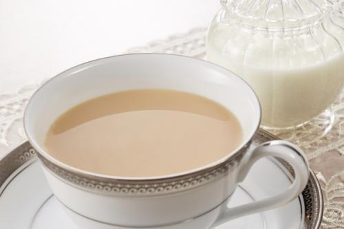 ティーウィズミルク