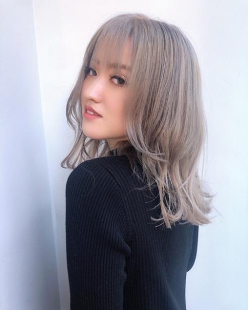 TLONY渋谷hori ハイトーンカラー