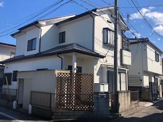 鶴ヶ島市で屋根・外壁塗装工事を完了しました