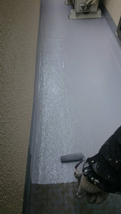 青葉区美しが丘西K様邸屋根・外壁塗り替え工事
