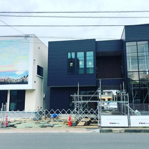 茅ヶ崎に新たな注文住宅スポット