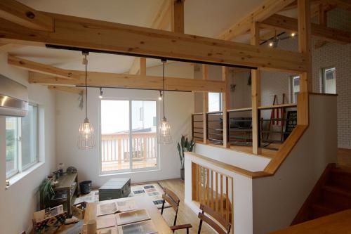 藤沢市 完成見学会/スキップフロア住宅ご覧いただけます。