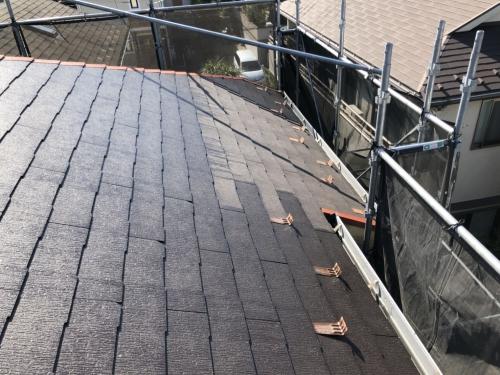 青葉区美しが丘西O様邸屋根・外壁塗り替え工事