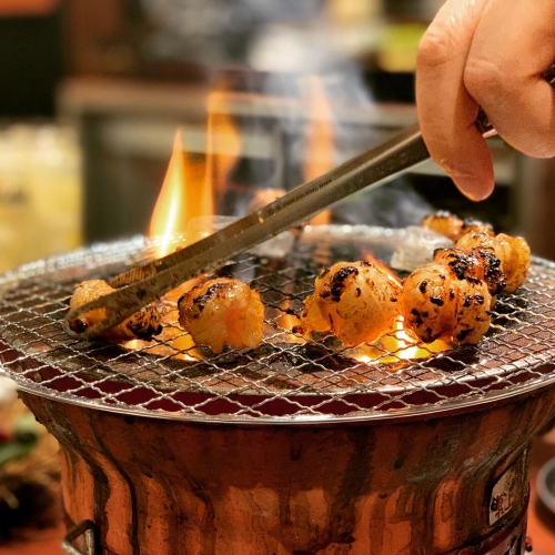 炭火焼きで旨い肉が食べたいなら!房総ホルモン渋谷本店/神泉