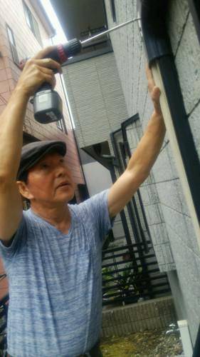 加須市原状回復工事、照明器具交換、コンセント、スイッチ交換