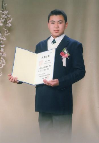 卒業式:入学式:凄い良かった!写真が楽しみ!有り難う!