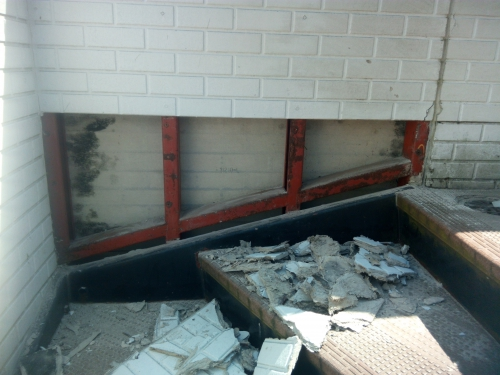 アパート外壁修理