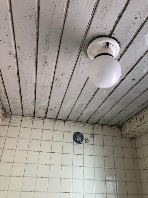 台東区浅草 浴室カビ取りハウスクリーニング
