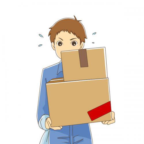 渋谷区にてお荷物運搬&整理整頓作業実行!
