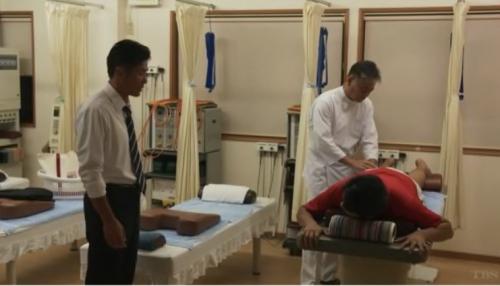 ノーサイドゲーム/ラグビー/鍼治療/オリンピア鍼灸整骨院