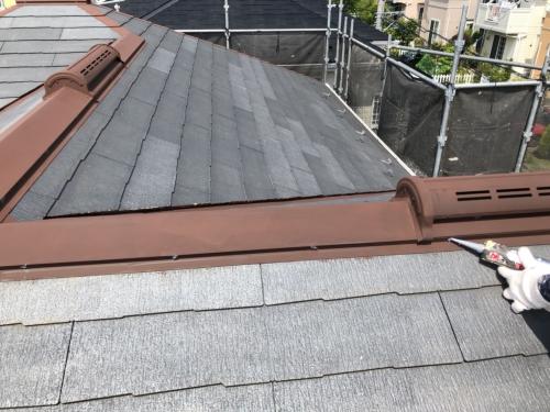 青葉区美しが丘西M様邸屋根・外壁塗り替え工事