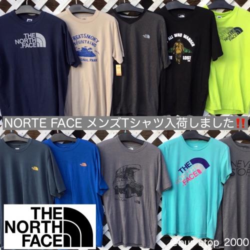 -The North Face-メンズTシャツ入荷しました!