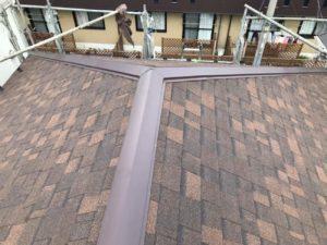 【大和市深見台H様邸】屋根カバー工法