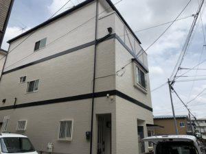 【大和市西鶴間Y様邸】外壁塗装工事