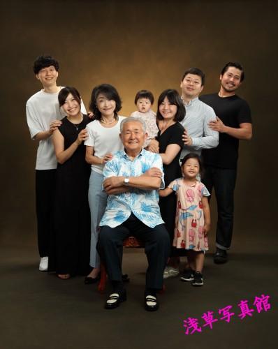 家族の笑顔をお部屋にたくさん飾りましょう!!
