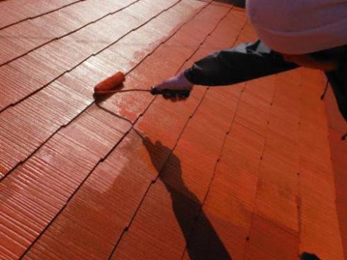 相模原市の屋根塗装は自社施工のマルセイテックへ