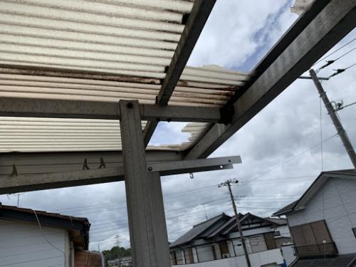相模原市のベランダ屋根修理なら施工例多数のマルセイテック