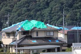 【相模原市】台風による屋根工事はマルセイテックへご相談を!